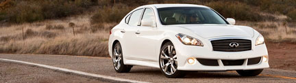 Infiniti M37 Road Test and Review